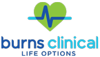 Burns Clinical Life Options Logo